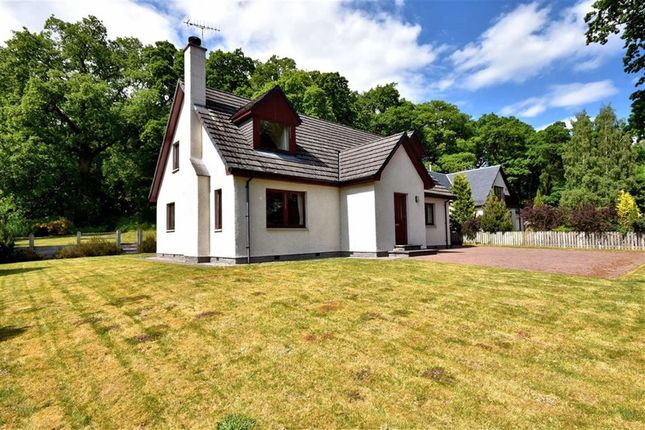 Thumbnail Detached house for sale in Braeriach Road, Kincraig, Kingussie