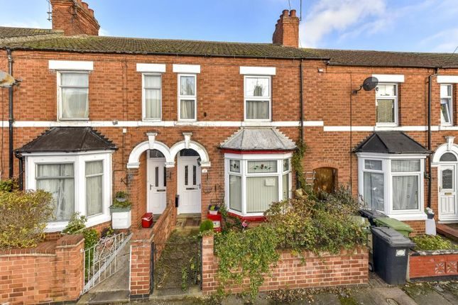3 bed terraced house for sale in Albert Road, Wellingborough, Northamptonshire NN8