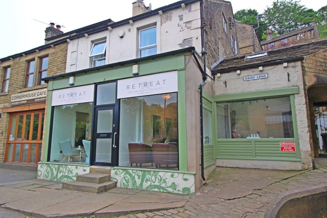 Thumbnail Commercial property for sale in Station Road, Holmfirth