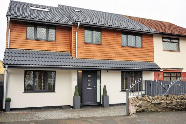 Thumbnail Semi-detached house for sale in Poplar Road, Warmley