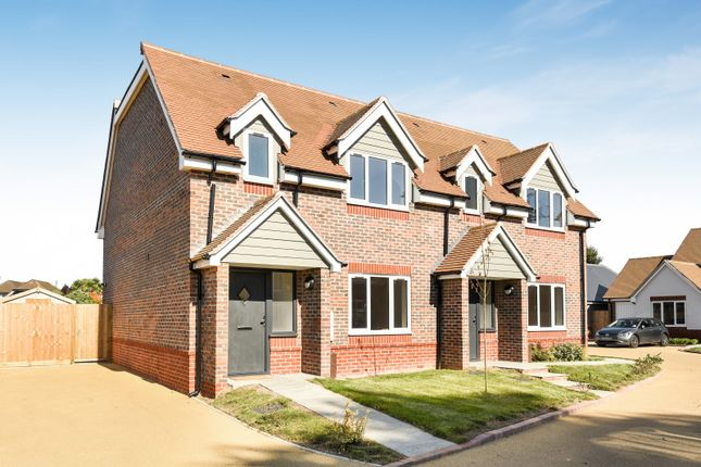 Thumbnail Semi-detached house for sale in Austen Gardens, Bound Lane, Hayling Island