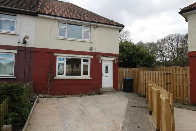 Thumbnail Semi-detached house to rent in Lambourne Avenue, Bradford, Oja