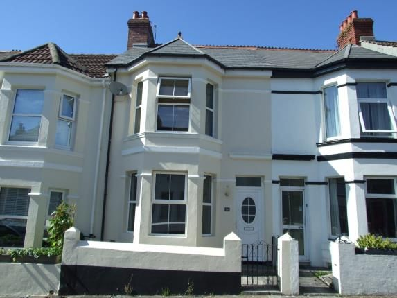 Thumbnail Terraced house for sale in Peverell, Plymouth, Devon