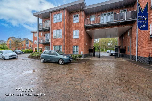 2 bed flat for sale in Girton Road, Cannock WS11