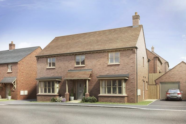 Thumbnail Detached house for sale in The Harrington, Leicester Lane, Great Bowden