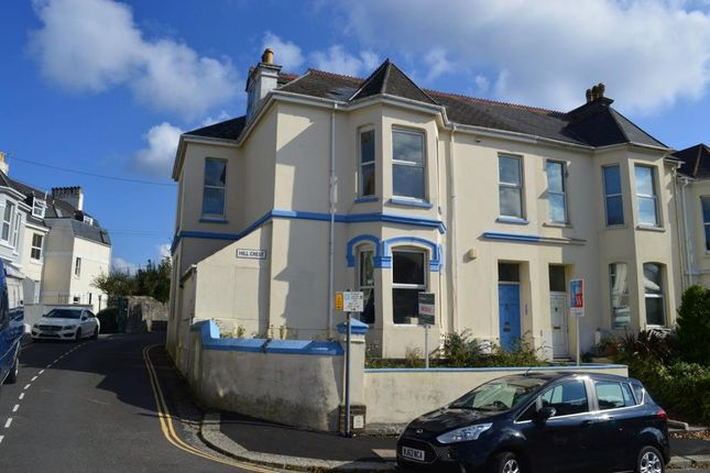 Thumbnail Flat for sale in Hill Crest, Plymouth, Devon