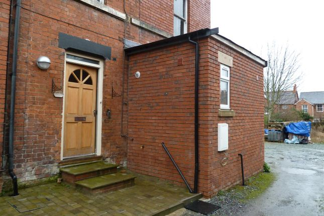 Thumbnail Flat to rent in Victoria Parade, Roft Street, Oswestry