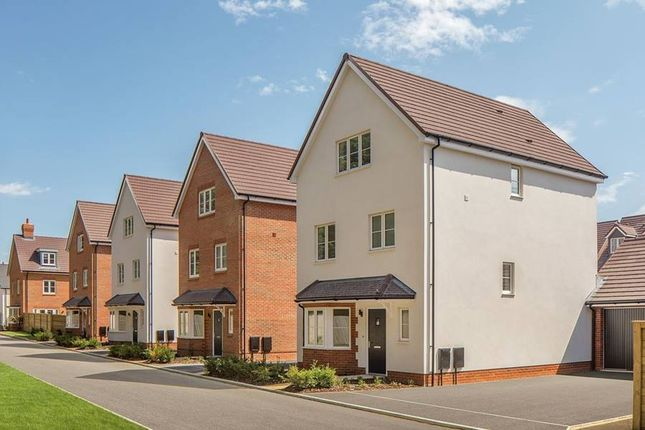 "Thumbnail Detached house for sale in ""The Nicholson B"" at Roundstone Lane, Angmering, Littlehampton"