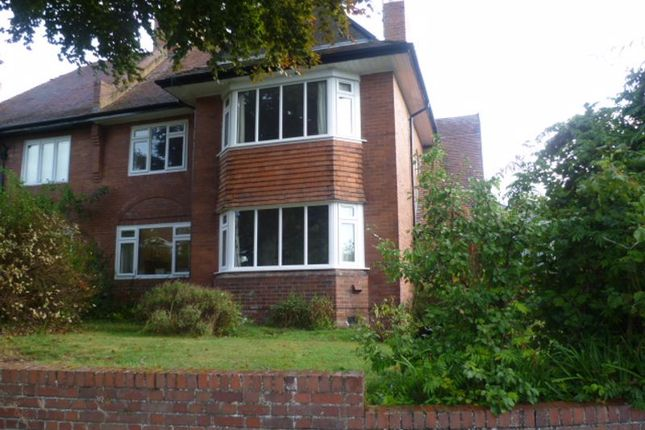 Thumbnail Semi-detached house to rent in West Avenue, Exeter