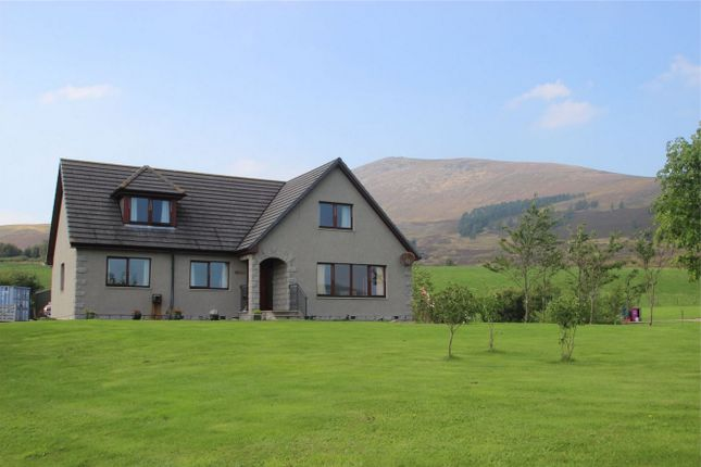 Thumbnail Detached house for sale in Corrieour, Glenrinnes, Moray