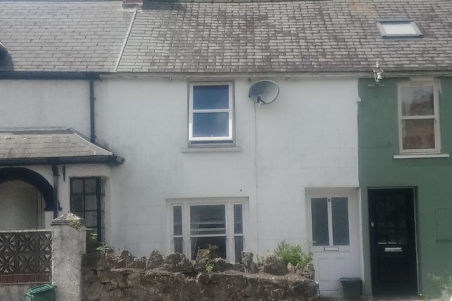 Thumbnail Terraced house to rent in Spring Gardens, Haverfordwest