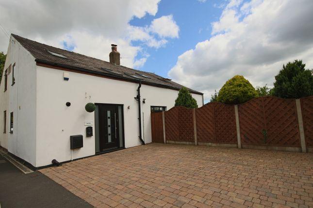 Thumbnail Cottage for sale in School Lane, Lostock Hall, Preston