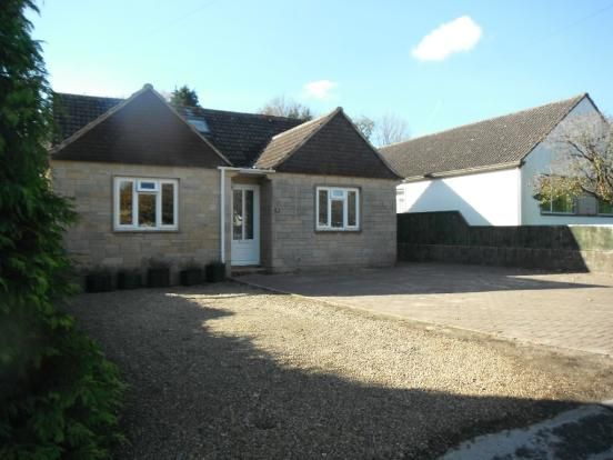 Thumbnail Detached house to rent in Ridings Mead, Chippenham