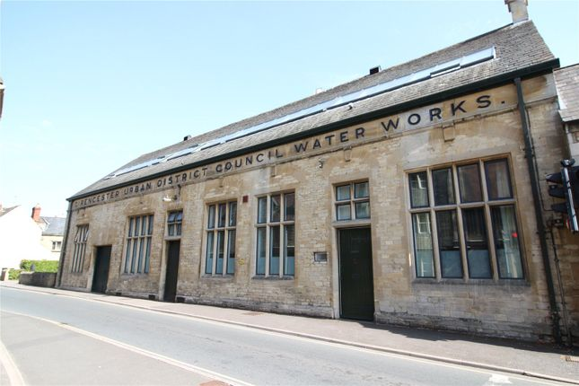 Thumbnail Flat to rent in The Old Water Works, Lewis Lane, Cirencester