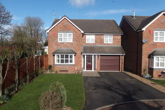 4 bed detached house for sale in Boothstone Gardens, Yarnfield, Stone ST15