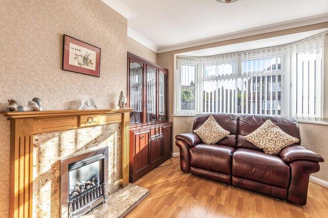 Living Room of Ronelean Road, Tolworth, Surbiton KT6