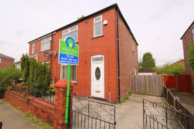 Thumbnail Semi-detached house for sale in Frederick Street, Denton, Manchester