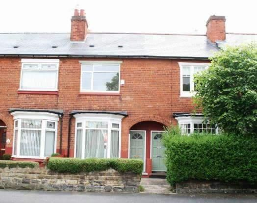 Thumbnail Terraced house for sale in Westbury Road, Edgbaston, Birmingham
