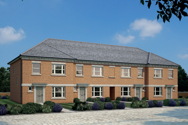 Thumbnail Terraced house for sale in Devonshire Gardens, Claro Road, Harrogate, North Yorkshire