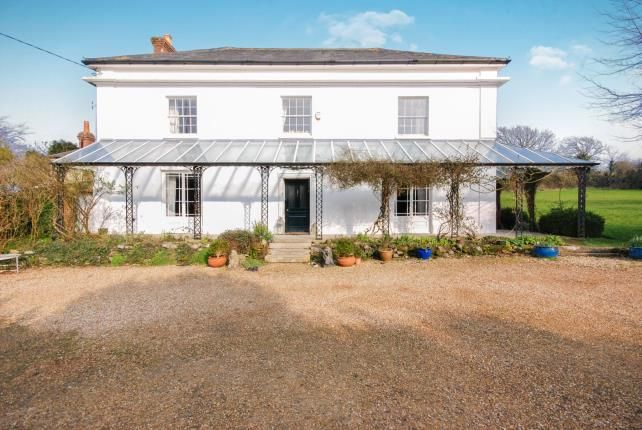 Thumbnail Detached house for sale in Chillerton, Newport, Isle Of Wight