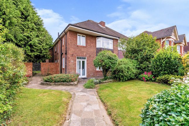 Thumbnail Semi-detached house for sale in Howard Road, Shirley, Southampton