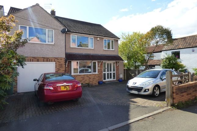 Thumbnail Detached house for sale in Footes Lane, Frampton Cotterell, Bristol