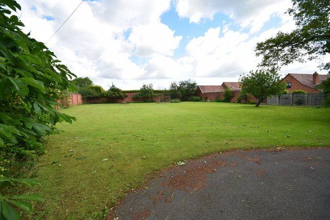 Thumbnail Land for sale in Shrewsbury Road, Wem, Shrewsbury