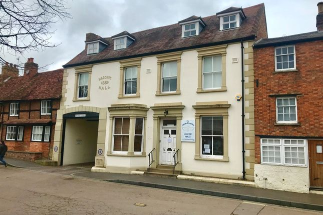 Thumbnail Terraced house for sale in High Street, Buckingham
