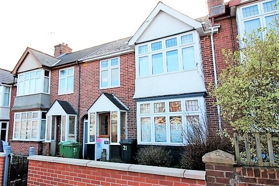 3 bed terraced house to rent in Stafford Road, St. Thomas, Exeter EX4