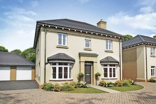 Thumbnail Detached house for sale in The Duchess, Corunna, Inkerman Lane, Aldershot, Hampshire