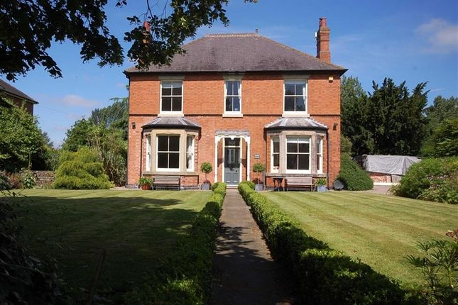 Thumbnail Detached house for sale in Brookfield Drive, Hoveringham, Nottingham