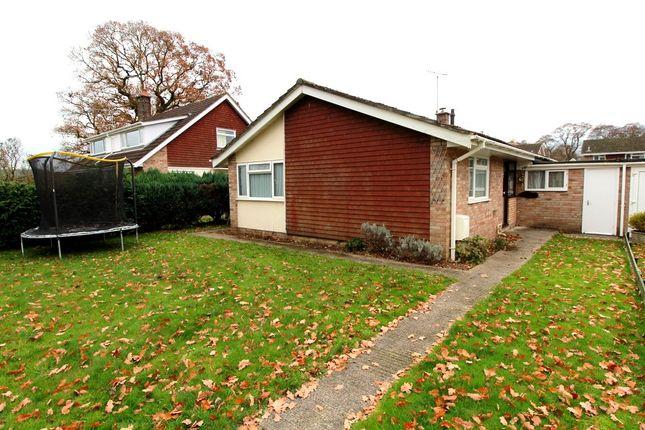 Thumbnail Bungalow for sale in Fayre Oaks, Raglan, Usk