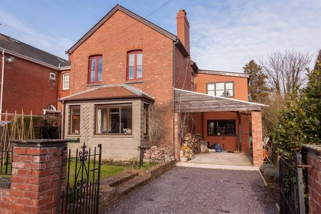 Thumbnail Detached house for sale in Weston Grove, Ross-On-Wye