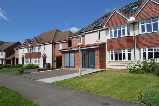 Thumbnail Semi-detached house for sale in Sherwood Road, Hall Green, Birmingham