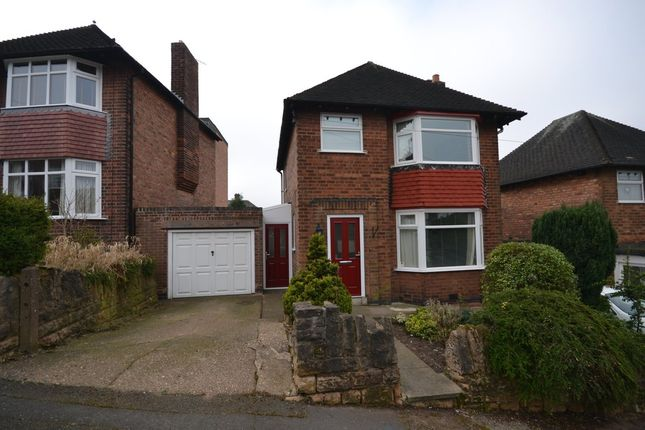 Thumbnail Detached house to rent in Tettenbury Road, Nottingham