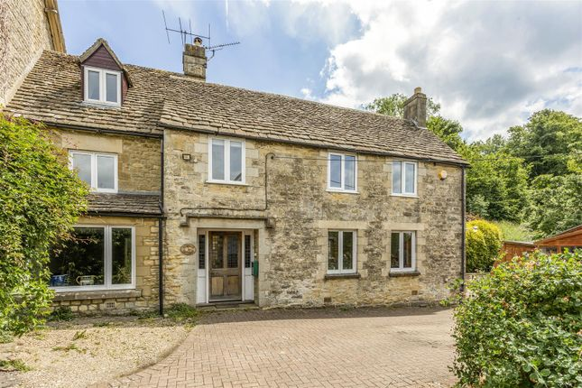 Thumbnail Semi-detached house for sale in Amberley, Stroud