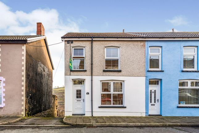 3 bed terraced house for sale in Pleasant View, Porth CF39