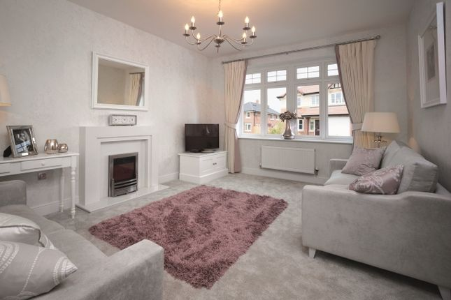 Thumbnail Detached house for sale in Off Gorsey Lane, Mawdesley