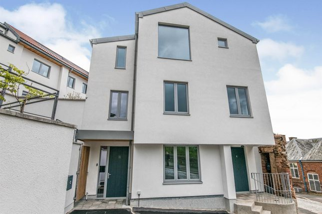 Thumbnail Semi-detached house for sale in Quay Hill, Exeter