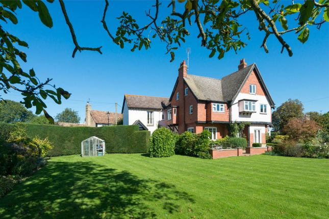 Thumbnail Detached house for sale in The Green, Houghton, Huntingdon