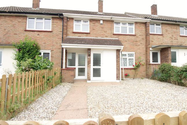 Thumbnail Terraced house for sale in Woodburn Close, Hadleigh, Benfleet
