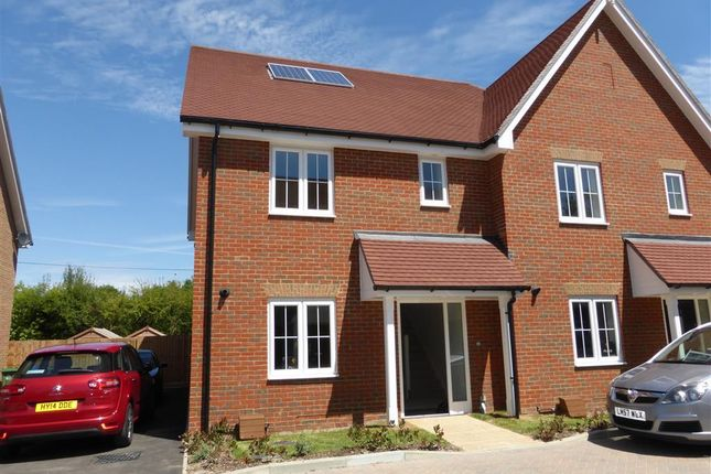 Thumbnail Property to rent in Edwards Close, Broadbridge Heath, Horsham