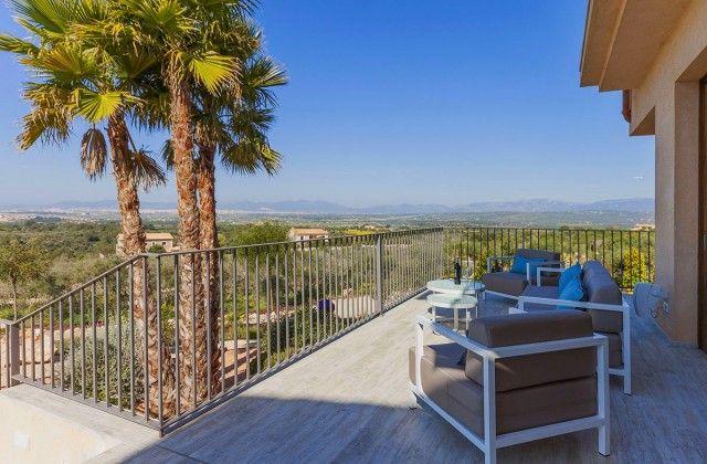 Terrace of Spain, Mallorca, Palma De Mallorca, Son Gual