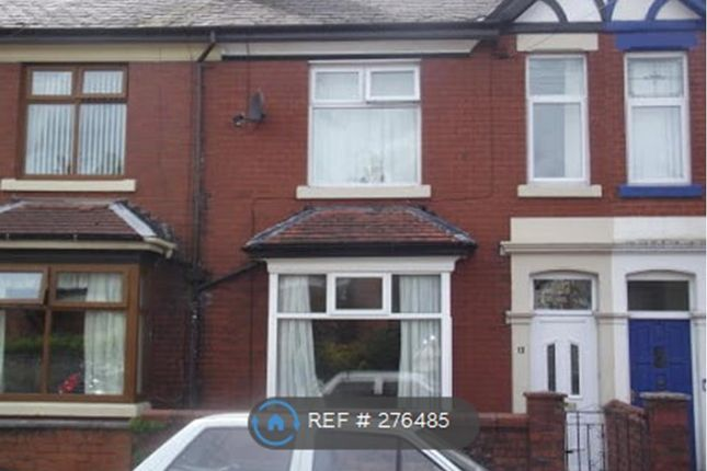 Thumbnail Terraced house to rent in Mayfield Road, Chorley