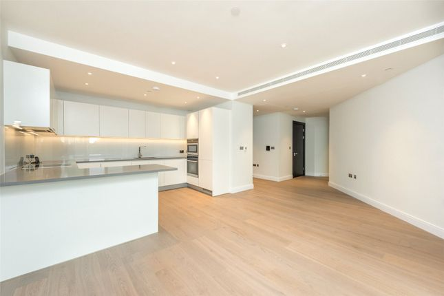 Thumbnail Flat for sale in Sophora House, Vista, Chelsea Bridge Wharf