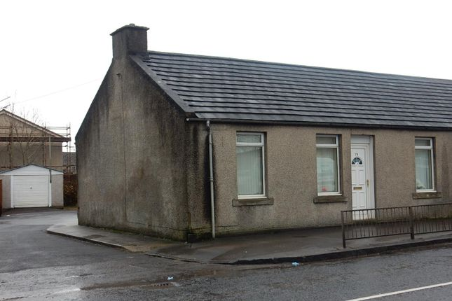 Thumbnail Semi-detached house to rent in Main Street, Overtown, Wishaw