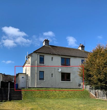 Thumbnail Flat for sale in Seafield Place, Aviemore