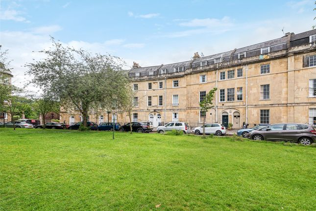Thumbnail Flat for sale in Widcombe Crescent, Bath, Somerset