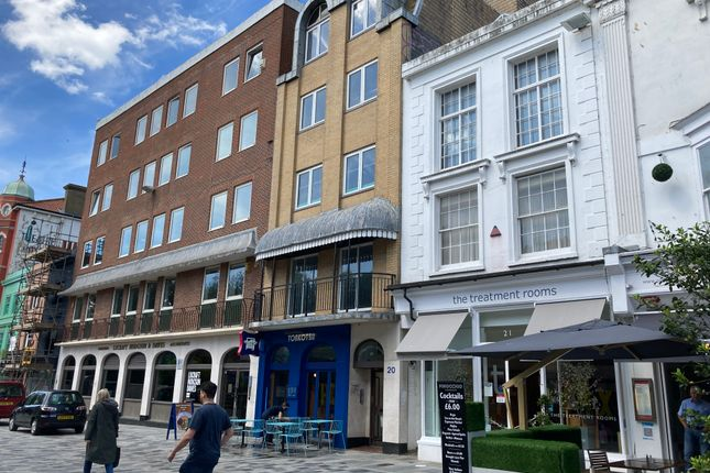Thumbnail Office to let in 3rd Floor Rear Suite, 20 New Road, Brighton