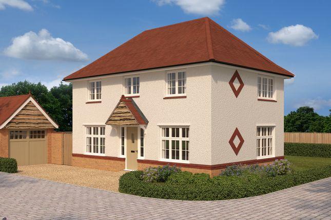 Thumbnail Detached house for sale in Southfleet Road, Ebbsfleet